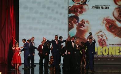 Campeones Goya 2018
