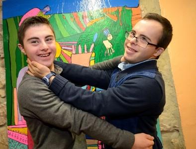 Sergio y Miguel
