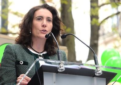 Josefa García -Chiriac Consejera de Cultura Junta de Castilla y León.