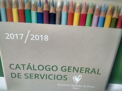 Catálogo Servicios.