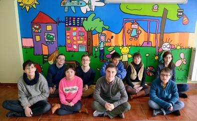Mural Colegio