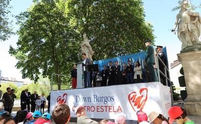 El alcalde de Burgos.Daniel de la Rosa