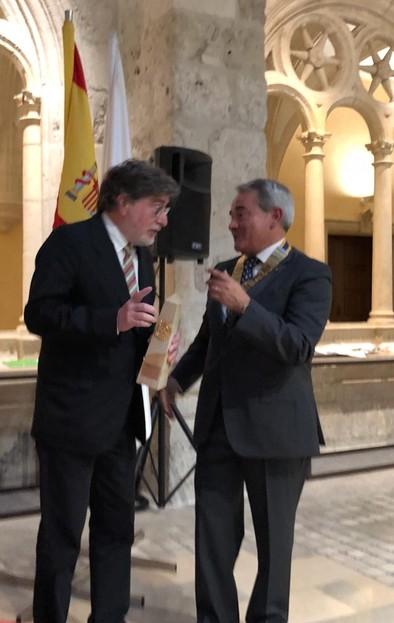 Premios Rotary club de Burgos 2018