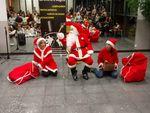 Fiesta de Navidad en Down Burgos 2019
