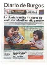 El servicio de Atención Temprana de Down Burgos en el diario de Burgos