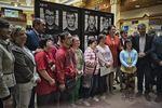 La consejera de cultura y turismo y el alcalde de Burgos inauguran la  exposición Xtumirada