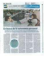 Down Burgos en el Mundo el Correo de Burgos
