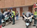 Visitamos a la Guardia Civil