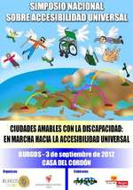 Down Burgos y simposio accesibilidad