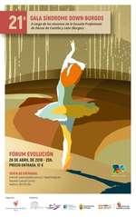 21ª Gala de Primavera de Down Burgos