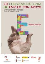XIII congreso de Empleo con Apoyo de Burgos