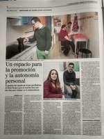 El servicio de vida adulta independiente en el Mundo el Correo de Burgos