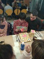 Salida cumpleaños