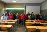 Down Burgos y la UBU comparten el  Taller de alimentación saludable y hábitos básicos de higiene